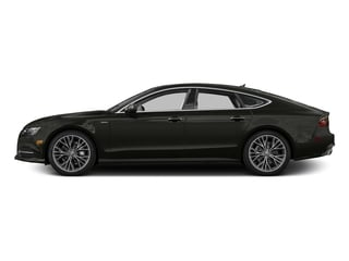 Havanna Black Metallic 2016 Audi A7 Pictures A7 Sedan 4D 3.0T Premium Plus AWD photos side view