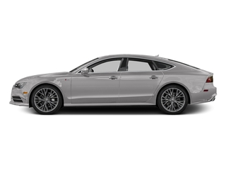 Florett Silver Metallic 2016 Audi A7 Pictures A7 Sedan 4D 3.0T Premium Plus AWD photos side view