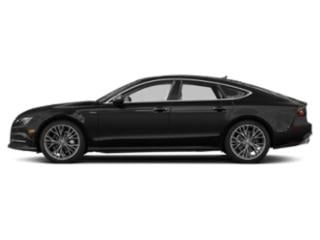 Brilliant Black 2016 Audi A7 Pictures A7 Sedan 4D TDI Prestige AWD photos side view