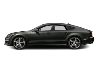 Daytona Gray Pearl Effect 2016 Audi S7 Pictures S7 Sedan 4D S7 Prestige AWD photos side view