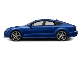 Sepang Blue Pearl Effect 2016 Audi S7 Pictures S7 Sedan 4D S7 Prestige AWD photos side view