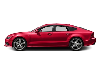 Misano Red Pearl Effect 2016 Audi S7 Pictures S7 Sedan 4D S7 Prestige AWD photos side view
