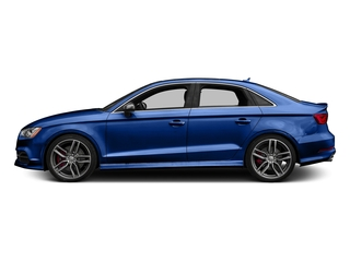 Sepang Blue Pearl Effect 2016 Audi S3 Pictures S3 Sedan 4D Premium Plus AWD I4 Turbo photos side view
