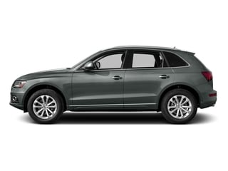 Monsoon Gray Metallic 2016 Audi Q5 Pictures Q5 Utility 4D TDI Premium Plus AWD photos side view