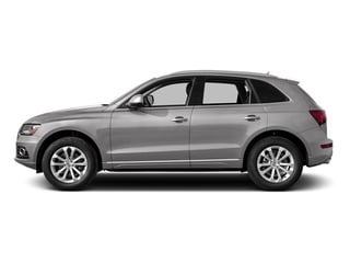Cuvee Silver Metallic 2016 Audi Q5 Pictures Q5 Utility 4D 2.0T Premium AWD photos side view