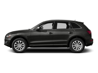 Lava Gray Pearl Effect 2016 Audi Q5 Pictures Q5 Utility 4D 2.0T Premium AWD photos side view