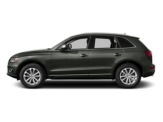 Daytona Gray Pearl Effect 2016 Audi Q5 Pictures Q5 Utility 4D 2.0T Premium AWD photos side view