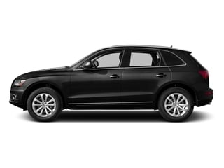 Brilliant Black 2016 Audi Q5 Pictures Q5 Utility 4D 2.0T Premium AWD photos side view
