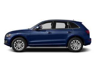 Scuba Blue Metallic 2016 Audi Q5 Pictures Q5 Utility 4D 2.0T Premium Plus AWD photos side view
