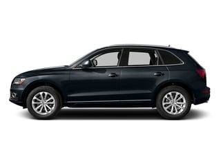Moonlight Blue Metallic 2016 Audi Q5 Pictures Q5 Utility 4D 3.0T Premium Plus AWD photos side view