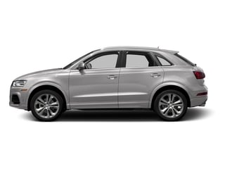 Cuvee Silver Metallic 2016 Audi Q3 Pictures Q3 Utility 4D 2.0T Premium Plus 2WD photos side view