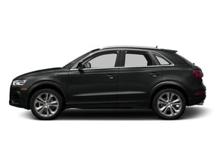 Mythos Black Metallic 2016 Audi Q3 Pictures Q3 Utility 4D 2.0T Premium Plus 2WD photos side view