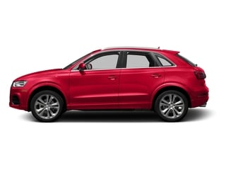 Misano Red Pearl Effect 2016 Audi Q3 Pictures Q3 Utility 4D 2.0T Prestige 2WD photos side view