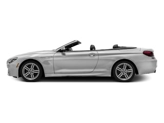 Mineral White Metallic 2016 BMW 6 Series Pictures 6 Series Convertible 2D 640xi AWD I6 photos side view