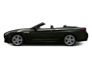 Citrin Black Metallic 2016 BMW 6 Series Pictures 6 Series Convertible 2D 640xi AWD I6 photos side view