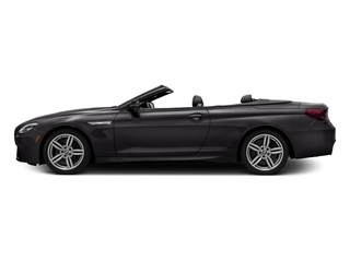 Ruby Black Metallic 2016 BMW 6 Series Pictures 6 Series Convertible 2D 640xi AWD I6 photos side view