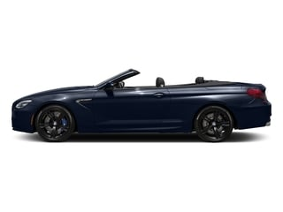 Imperial Blue Metallic 2016 BMW M6 Pictures M6 Convertible 2D M6 V8 photos side view