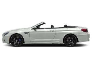 Alpine White 2016 BMW M6 Pictures M6 Convertible 2D M6 V8 photos side view