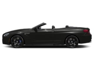 Citrin Black Metallic 2016 BMW M6 Pictures M6 Convertible 2D M6 V8 photos side view