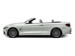 Alpine White 2016 BMW 4 Series Pictures 4 Series Convertible 2D 428xi AWD I4 Turbo photos side view