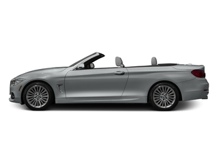 Glacier Silver Metallic 2016 BMW 4 Series Pictures 4 Series Convertible 2D 428xi AWD I4 Turbo photos side view