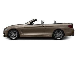 Orion Silver Metallic 2016 BMW 4 Series Pictures 4 Series Convertible 2D 428xi AWD I4 Turbo photos side view