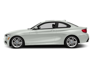 Alpine White 2016 BMW 2 Series Pictures 2 Series Coupe 2D 228i I4 Turbo photos side view