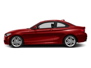 Melbourne Red Metallic 2016 BMW 2 Series Pictures 2 Series Coupe 2D 228i I4 Turbo photos side view