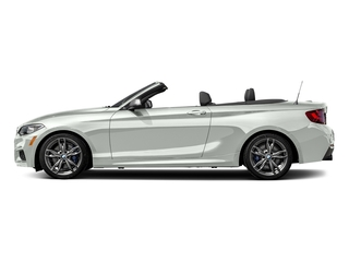 Alpine White 2016 BMW 2 Series Pictures 2 Series Convertible 2D M235i I6 Turbo photos side view