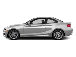 Mineral White Metallic 2016 BMW 2 Series Pictures 2 Series Coupe 2D M235i I6 Turbo photos side view