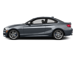 Mineral Gray Metallic 2016 BMW 2 Series Pictures 2 Series Coupe 2D M235i I6 Turbo photos side view