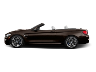 Smoked Topaz Metallic 2016 BMW M4 Pictures M4 Convertible 2D M4 I6 Turbo photos side view