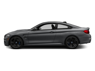 Mineral Gray Metallic 2016 BMW M4 Pictures M4 Coupe 2D M4 GTS I6 Turbo photos side view