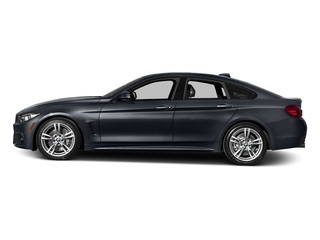 Imperial Blue Metallic 2016 BMW 4 Series Pictures 4 Series Sedan 4D 435i I6 Turbo photos side view