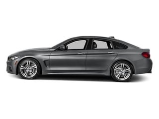 Mineral Gray Metallic 2016 BMW 4 Series Pictures 4 Series Sedan 4D 435i I6 Turbo photos side view