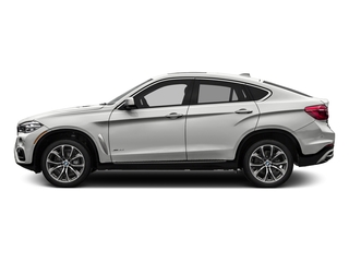 Mineral Silver Metallic 2016 BMW X6 Pictures X6 Utility 4D xDrive50i AWD V8 Turbo photos side view