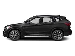 Black Sapphire Metallic 2016 BMW X1 Pictures X1 Utility 4D 28i AWD I4 Turbo photos side view