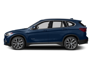 Mediterranean Blue Metallic 2016 BMW X1 Pictures X1 Utility 4D 28i AWD I4 Turbo photos side view