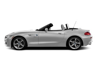 Mineral White Metallic 2016 BMW Z4 Pictures Z4 Roadster 2D Z4 35is I6 photos side view
