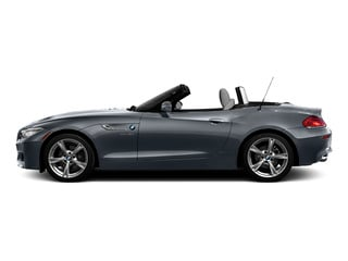 Mineral Gray Metallic 2016 BMW Z4 Pictures Z4 Roadster 2D Z4 35is I6 photos side view