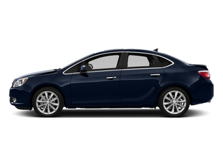 Dark Sapphire Blue Metallic 2016 Buick Verano Pictures Verano Sedan 4D Premium I4 Turbo photos side view