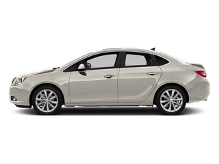 White Diamond Tricoat 2016 Buick Verano Pictures Verano Sedan 4D Premium I4 Turbo photos side view