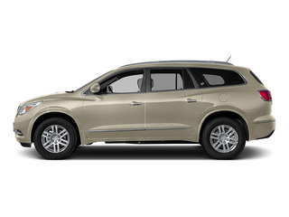 Sparkling Silver Metallic 2016 Buick Enclave Pictures Enclave Utility 4D Leather AWD V6 photos side view