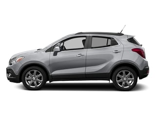 Quicksilver Metallic 2016 Buick Encore Pictures Encore Utility 4D Sport Touring 2WD I4 photos side view