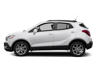 Summit White 2016 Buick Encore Pictures Encore Utility 4D Sport Touring 2WD I4 photos side view