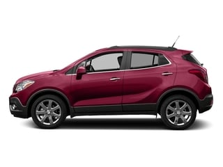 Winterberry Red Metallic 2016 Buick Encore Pictures Encore Utility 4D Sport Touring 2WD I4 photos side view