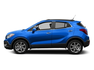Coastal Blue Metallic 2016 Buick Encore Pictures Encore Utility 4D Sport Touring 2WD I4 photos side view