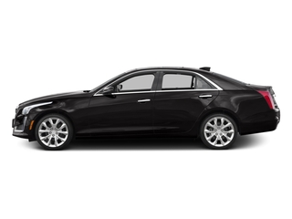 Black Raven 2016 Cadillac CTS Sedan Pictures CTS Sedan 4D Luxury I4 Turbo photos side view