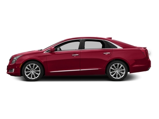 Red Passion Tintcoat 2016 Cadillac XTS Pictures XTS Sedan 4D Luxury AWD V6 photos side view