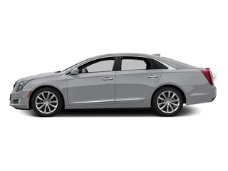 Radiant Silver Metallic 2016 Cadillac XTS Pictures XTS Sedan 4D Luxury AWD V6 photos side view